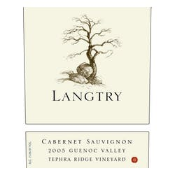 Langtry Estate 'Tephra Ridge' Cabernet 2007 image