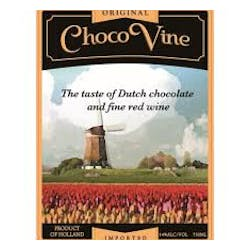 ChocoVine 'Dutch Chocolate' & Red Wine image