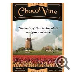 ChocoVine 'Dutch Chocolate' & Red Wine