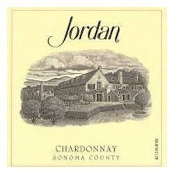 Jordan Vineyards Chardonnay 2007 image