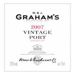 Graham's Vintage Port 2007 image