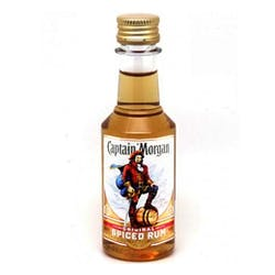 Captain Morgan Spiced 50ml image
