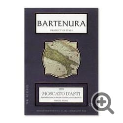 Bartenura 'Blue Label' Moscato 2014