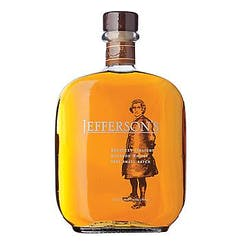 Jefferson's 82.3prf 750ml 'Very Small Batch' Bourbon image