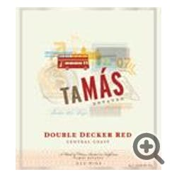 Tamas Double Decker Red 2011