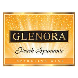 Glenora Wine Cellars 'Peach' Spumante image