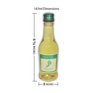 Barefoot Winery Moscato 187ml