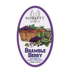 Hazlitt Vineyards Bramble Berry image