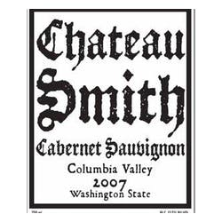 Charles Smith 'Chateau Smith' Cabernet Sauvignon 2008 image