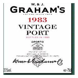 Graham's Vintage Port 1983 image