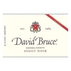 David Bruce 'DB Select' Pinot Noir 2009 image