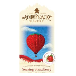 Adirondack Winery 'Soaring Strawberry' Riesling NV image