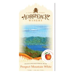 Adirondack Winery 'Prospect Mountain White' NV image