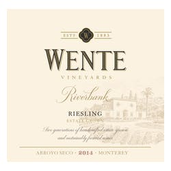 Wente Vineyards 'Riverbank' Riesling 2013 image