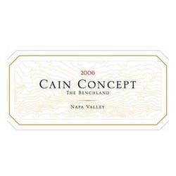 Cain Vineyards 'Cain Concept' The Benchland 2006 image
