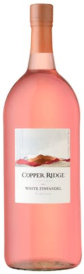 Copper Ridge White Zinfandel 1.5L