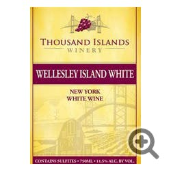 Thousand Islands Winery Wellesley Island White NV