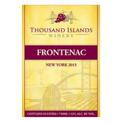 Thousand Islands Winery Frontenac NV image