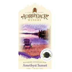 Adirondack Winery 'Amethyst Sunset' Red NV image