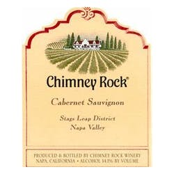 Chimney Rock Cabernet Sauvignon 2008 375ml image