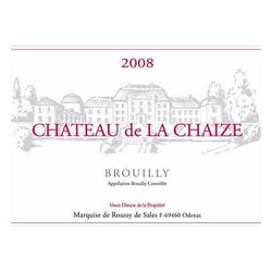 Chateau de La Chaize Brouilly 2009 image
