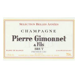 Gimonnet 'Belles Annees' Champagne NV image