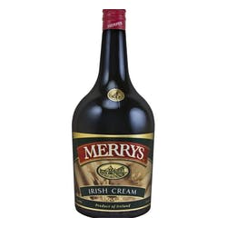 Merrys Irish Cream 1.75L image