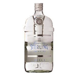 Tanqueray Sterling Vodka 1.75L 80proof image
