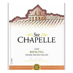 Ste. Chapelle 'Chateau Series' Riesling 1.5L image