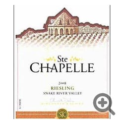 Ste. Chapelle 'Chateau Series' Riesling 1.5L