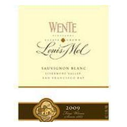 Wente Vineyards 'Louis Mel' Sauv Blanc 2012 image