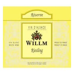 Alsace Willm Riesling Reserve 2012 image