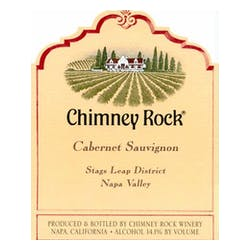 Chimney Rock Cabernet Sauvignon 2007 image
