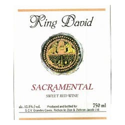 Carmel 'King David' Sacramental Red NV image
