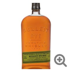 Bulleit Straight Rye 90 Proof Whiskey 1.0L