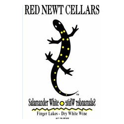 Red Newt Cellars Salamander White image