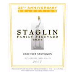 Staglin Family Vineyard Estate Cabernet Sauvignon 2007 image
