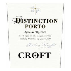 Croft Distinction Reserve Porto image