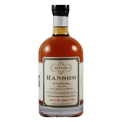 Ransom 'Old Tom' Gin 88proof 750ml image