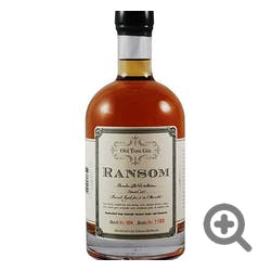 Ransom 'Old Tom' Gin 88proof 750ml