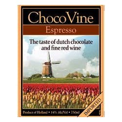 Chocovine 'Espresso' Dutch Chocolate & Espresso image