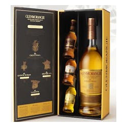 Glenmorangie 'Discovery Pack' 10yr 750ml image