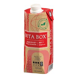 Bota Box 500ml Cabernet Sauvignon 500ml image