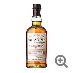 Balvenie 14yr 'Caribbean Cask' Single Malt Scotch 750ml
