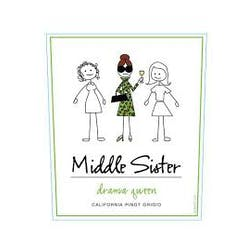 Middle Sister 'Drama Queen' Pinot Grigio NV image