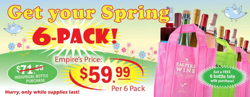 Spring 6 Pack