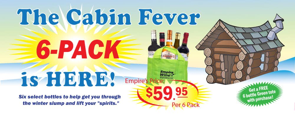 Cabin Fever 6 Pack