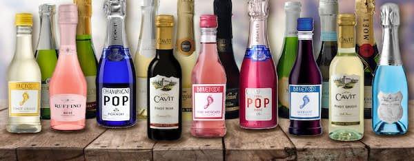 187ml Mini Bottles