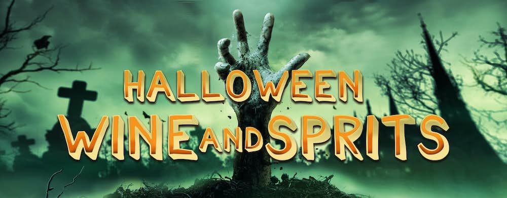 Halloween Wine & Spirits