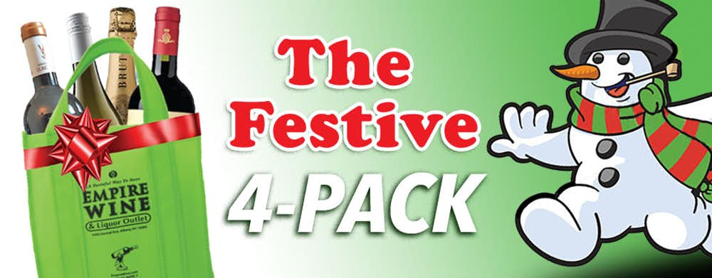 Holiday Festive 4 Pack